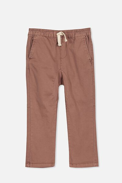 Iggy Pant, WASHED RUSSET