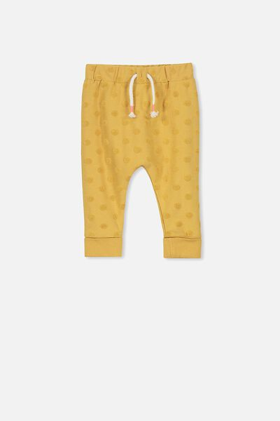 Shelby Trackpant, MARIGOLD