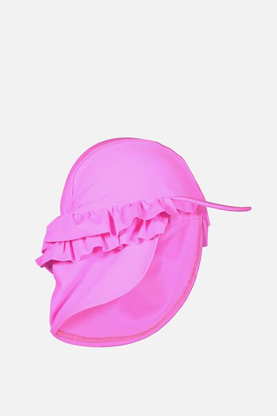 Swim Hat, BRIGHT FUCHSIA