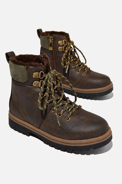 Crafted Hiker Boot, VINTAGE BROWN