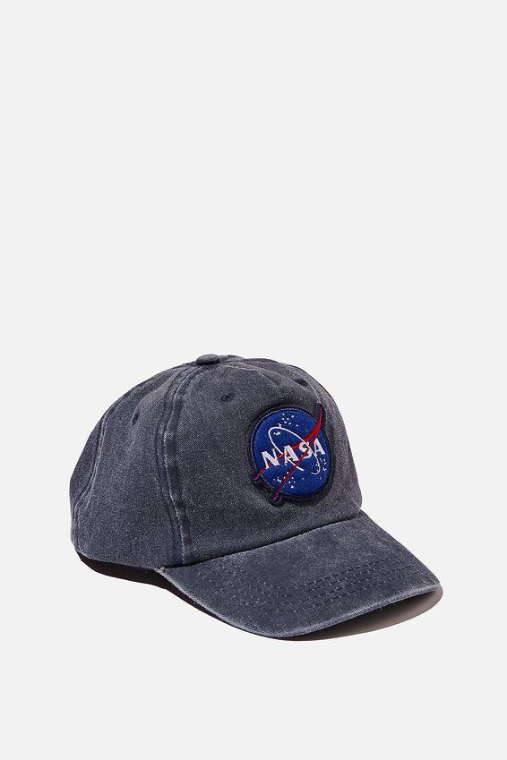 Licensed Baseball Cap, LCN NAS NASA