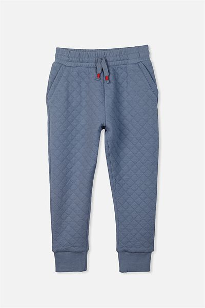 Kallie Trackpant, COUNTRY BLUE/QUILTED