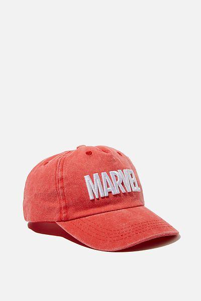 Licensed Baseball Cap, LCN MAR MARVEL