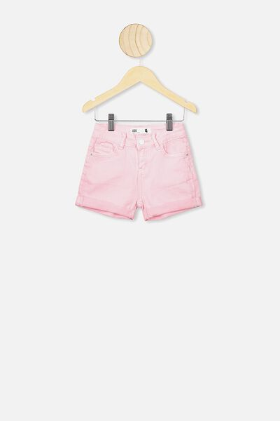 Camilla Denim Short, MARSHMALLOW