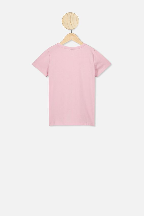 Penelope Short Sleeve Tee, MARSMALLOW/FLUFFY DOG