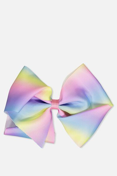 Statement Bows, NEW RAINBOW OMBRE