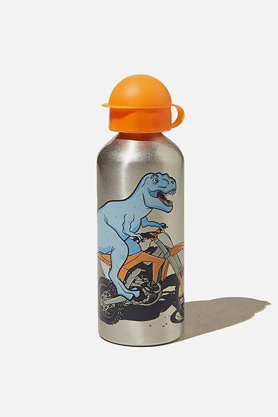 Aluminium Drink Bottle, MX DINO