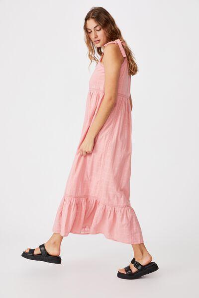 Mama Amy Sleeveless Dress, EARTH CLAY