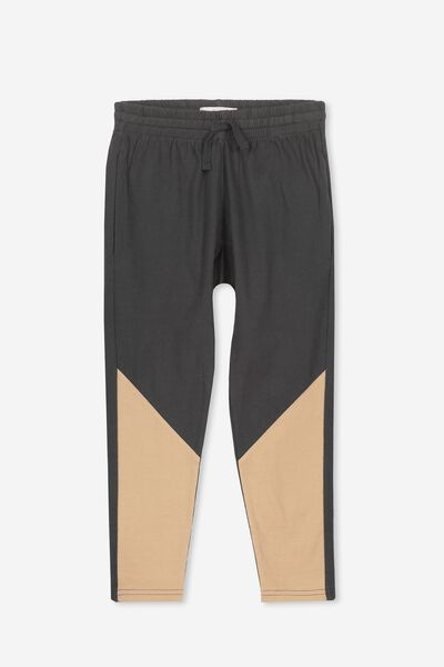 Miles Slouch Pant, CAPPUCCINO/SPLICE