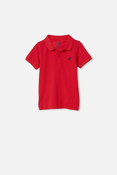 Kendricks Polo, LUCKY RED