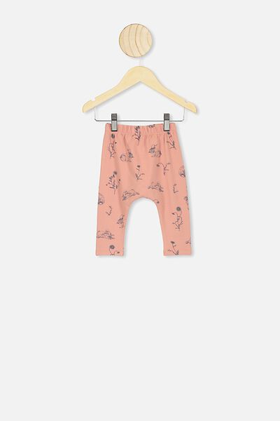 The Legging, CLAY PIGEON/FLORA BUNNY