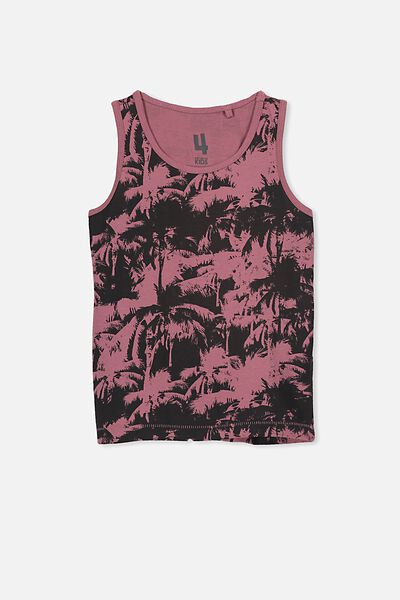 Otis Tank, VINTAGE BERRY PALMS