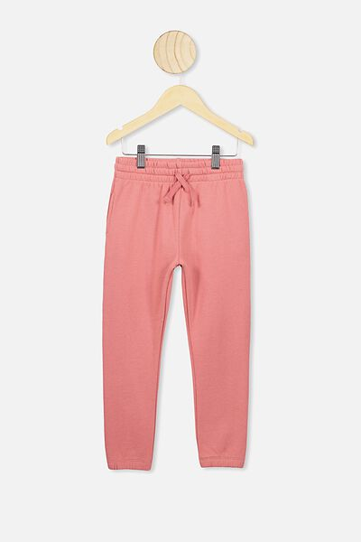 Keira Cuff Pant, FADED ROSE/BRUSHED