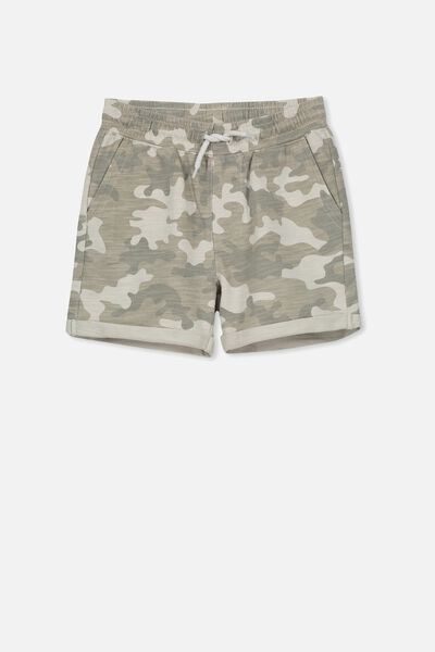 Henry Slouch Short, WASHED OUT CAMO