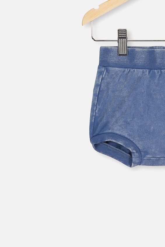 Hugo Shorties, PETTY BLUE