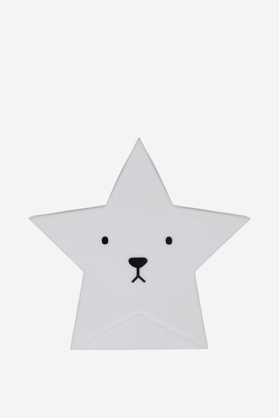 Star Lamp, SOFT WHITE