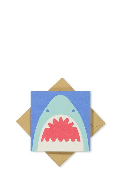 Gift Cards, BLUE SHARK