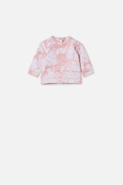 Billie Sweater, MARSHMALLOW TIE DYE