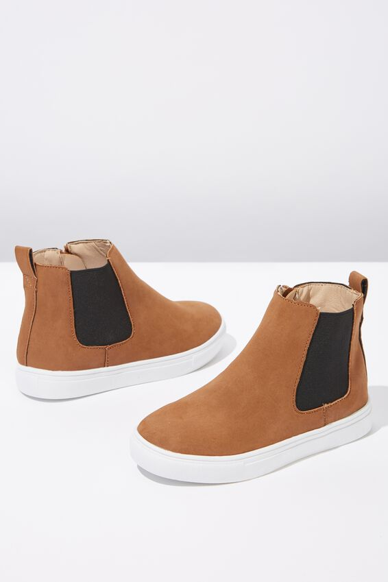 Darcy Gusset Boot, GINGER