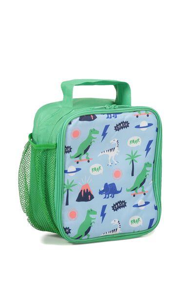 Lunch Bag, CRASH ROAR