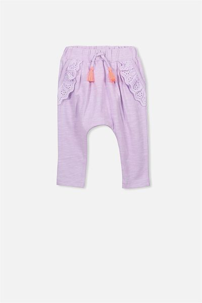 Alison Mini Pant, ORCHID BLOOM