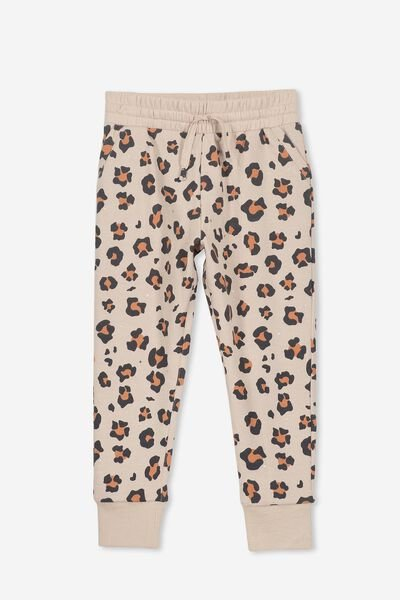 Kallie Trackpant, MUSHROOM ANIMAL SPOT
