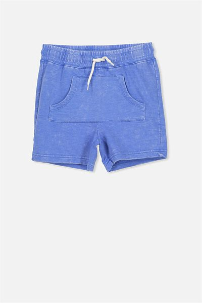 Henry Slouch Short, YARD BLUE WASH