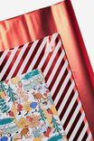 Kids Gift Wrap 3Pack, AUSTRALIAN CHRISTMAS