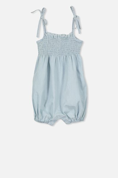 Fifi All In One, LT CHAMBRAY