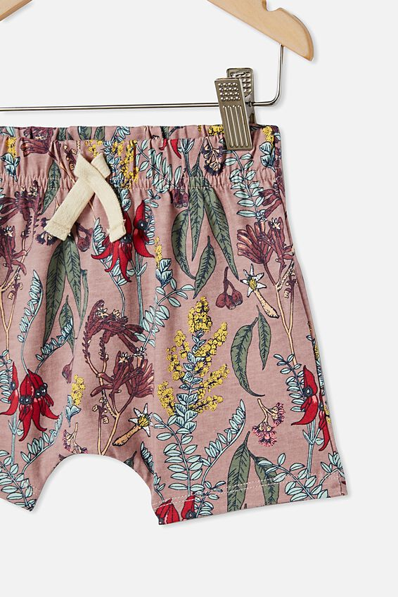 Mikko Short, DUSTY BERRY/SHARON FLORAL
