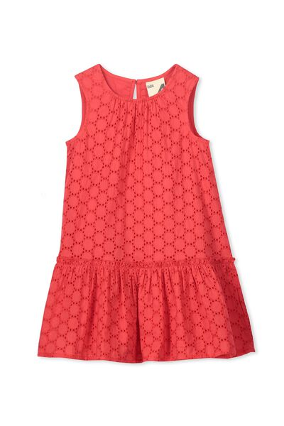 Liberty Dress, SOPHIE RED
