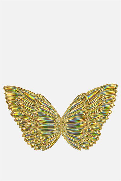 Daydream Wings, GOLDY IRIDESCENT