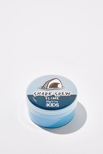 Kids Slime, SHARK SPEW/BLUE