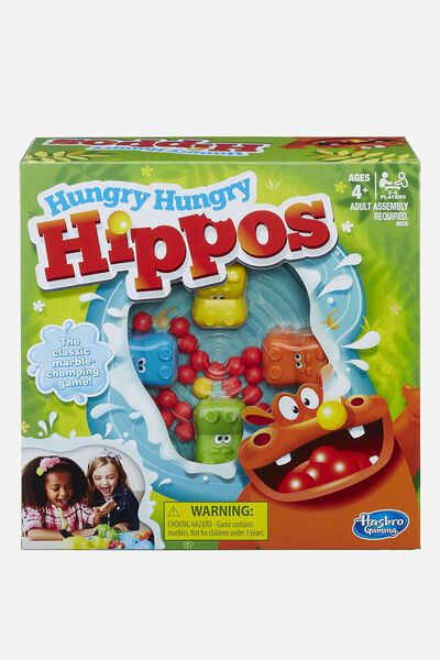 Hungry Hippos, 98936 HUNGRY HIPPOS