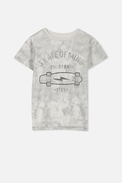 Max Short Sleeve Tee, SKATE OF MIND/SIS