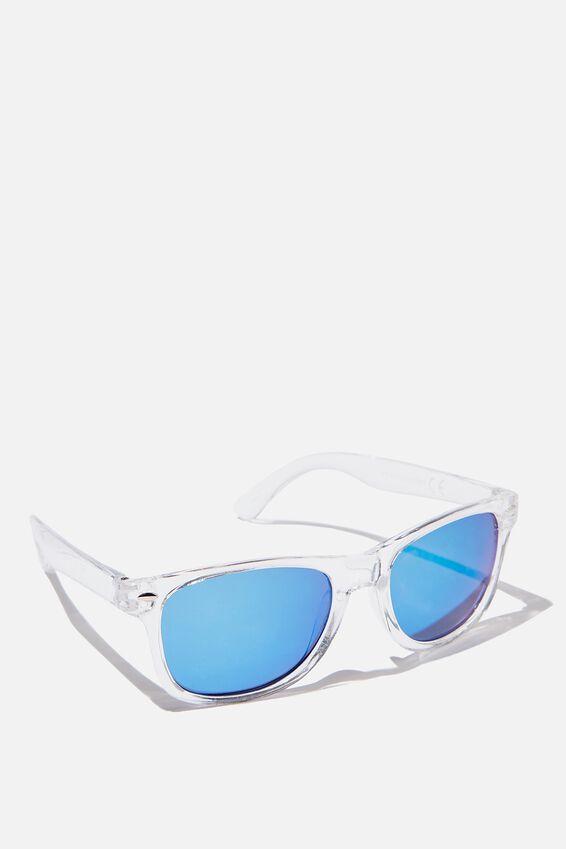 Kids Sunglasses, BLUE CRYSTAL