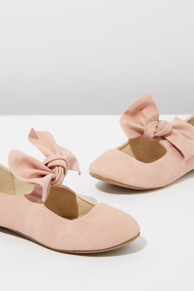 Knot Ballet, NEW BALLET PINK