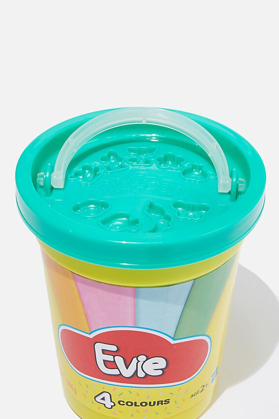 Personalised Play Doh, GREEN