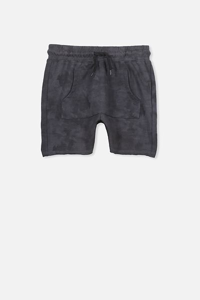 Henry Slouch Short, GRAPHITE/WASH