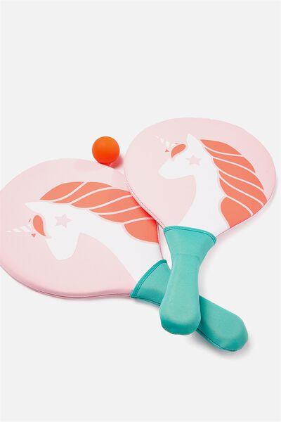 Outdoor Bat And Ball Set, PINK UNICORN