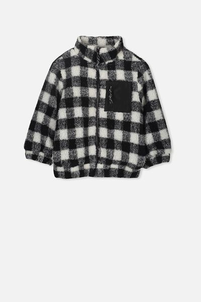 Blaze Bomber, BLACK CHECK