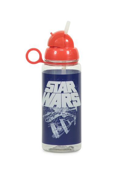 Spring Drink Bottle, NAVY STAR WARS