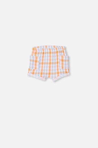 Jordan Shorts, APRICOT SUN/KEANAN CHECK