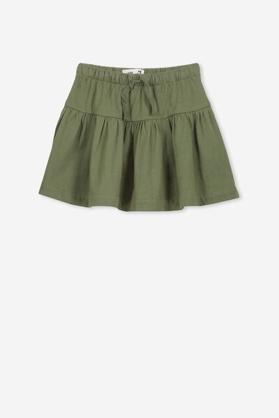 Cilla Skirt, FOUR LEAF CLOVER