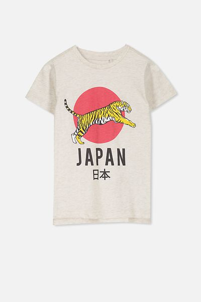 Max Short Sleeve Tee, JAPAN TIGERS/SIS