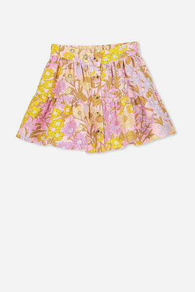 Suri Skirt, PINKS HERO FLORAL
