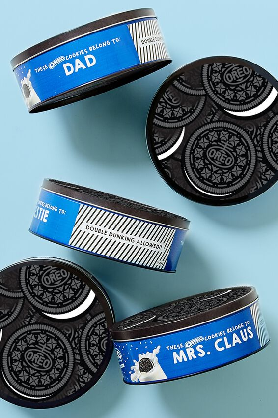 Oreo Tins, BLUE