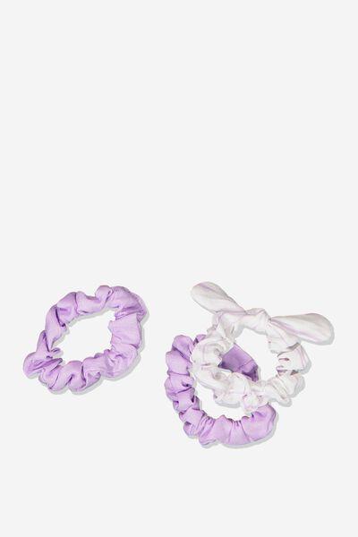 Mini Scrunchie, LILAC