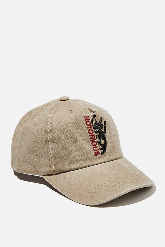 Licensed Baseball Cap, LCN NOTORIOUS BIGGIE