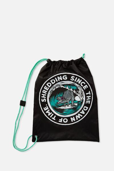 Swim Bag, DINOSAUR/PHANTOM